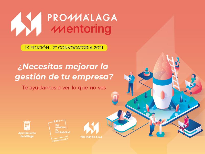 Abierto el plazo para participar en la novena edición de Promálaga Mentoring